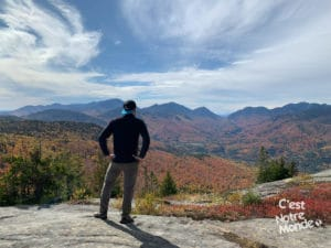 Hopkins Mountain, une belle randonnée dans les adirondacks