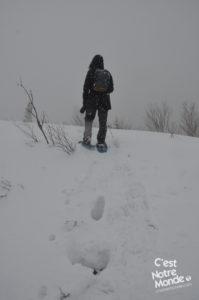 Le Pic de la Tête de chien, une belle randonnée dans les Monts-Valin - C'est Notre Monde