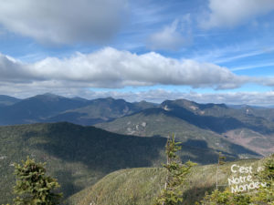 Le mont Nippletop, une randonnée dans les Adirondacks - C'est Notre Monde
