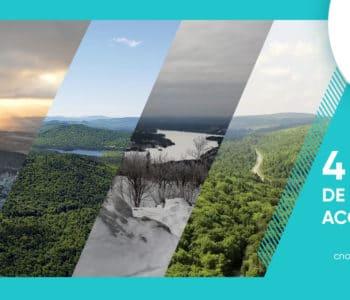 4 sommets de nouveau accessibles dans les Cantons-de-l'Est