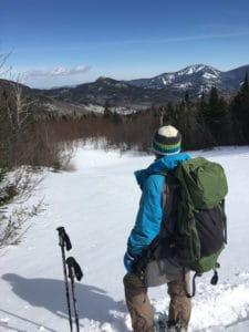 Le mont Dix, une montagne isolée dans les High Peaks, Adirondacks