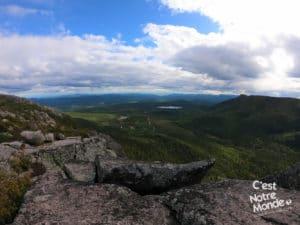 Trekking dans la ZEC des Martres au cœur des montagne du Charlevoix | C'est Notre Monde